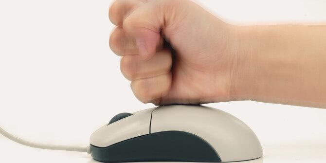 Что делать, если не работает мышь?