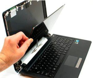 Ремонт матрицы ноутбука в Уфе