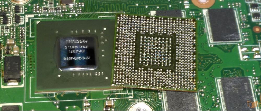 Установка или замена процессора