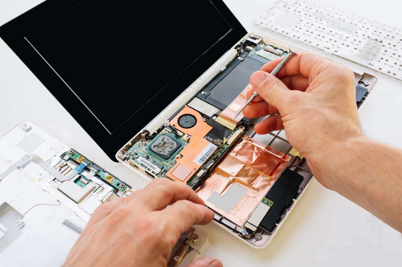 Ремонт ноутбуков в Уфе